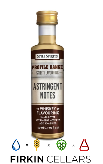 Still Spirits Whiskey Range Astringent Notes Profile Home Brew Flavouring Essence