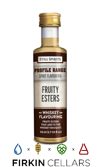 Still Spirits Whiskey Range Fruity Esters Profile Home Brew Flavouring Essence