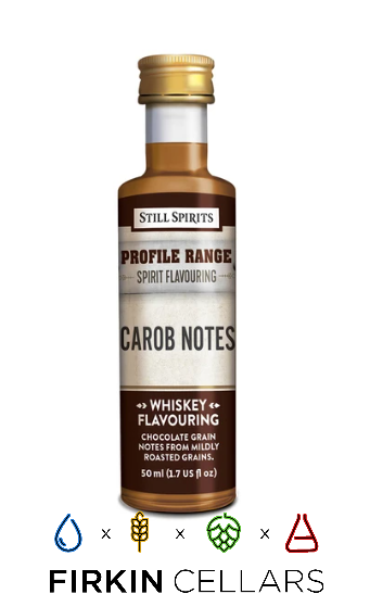 Still Spirits Whiskey Range Carob Notes Profile Home Brew Flavouring Essence