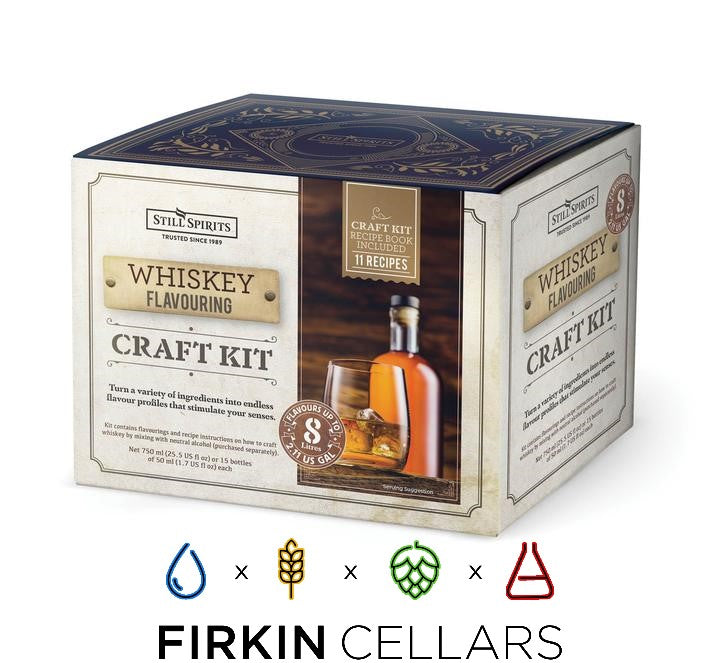 Still Spirits Whiskey Flavour Note Profile Home Brew Essence Craft Kit