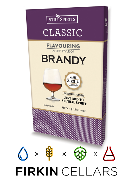Still Spirits Classic Brandy Home Brew Flavouring Essence