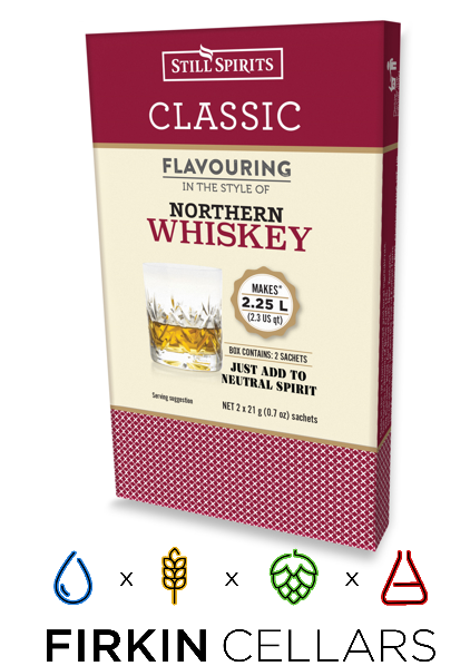 Still Spirits Classic Northern Whiskey Home Brew Flavouring Essence