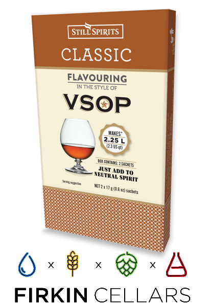 Still Spirits Classic VSOP Brandy Home Brew Flavouring Essence