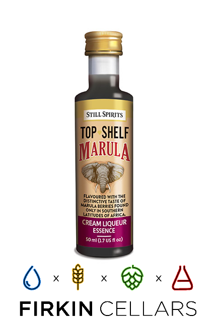 Still Spirits Top Shelf Marula Cream Liqueur Home Brew Flavouring Essence