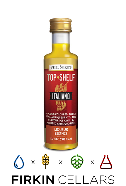 Still Spirits Top Shelf Italiano Liqueur Home Brew Flavouring Essence
