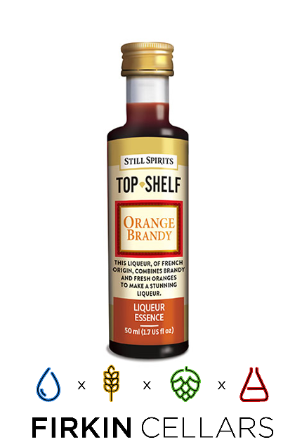 Still Spirits Top Shelf Orange Brandy Liqueur Home Brew Flavouring Essence