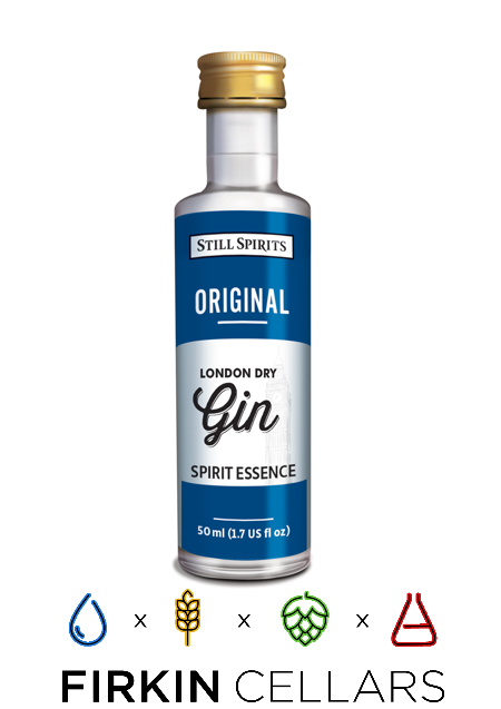 Still Spirits Original London Dry Gin Home Brew Flavouring Essence