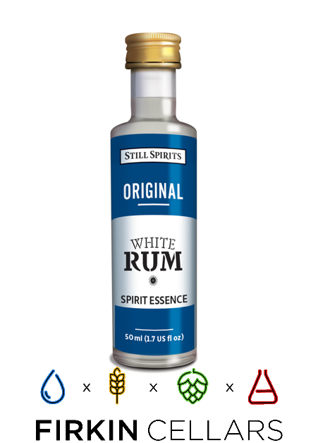 Still Spirits Original White Rum Home Brew Flavouring Essence