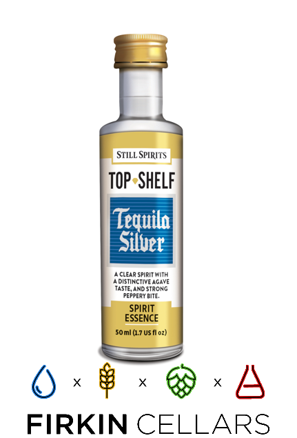 Still Spirits Top Shelf Silver Tequila Home Brew Flavouring Essence