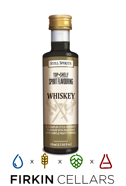 Still Spirits Top Shelf Whiskey Home Brew Flavouring Essence