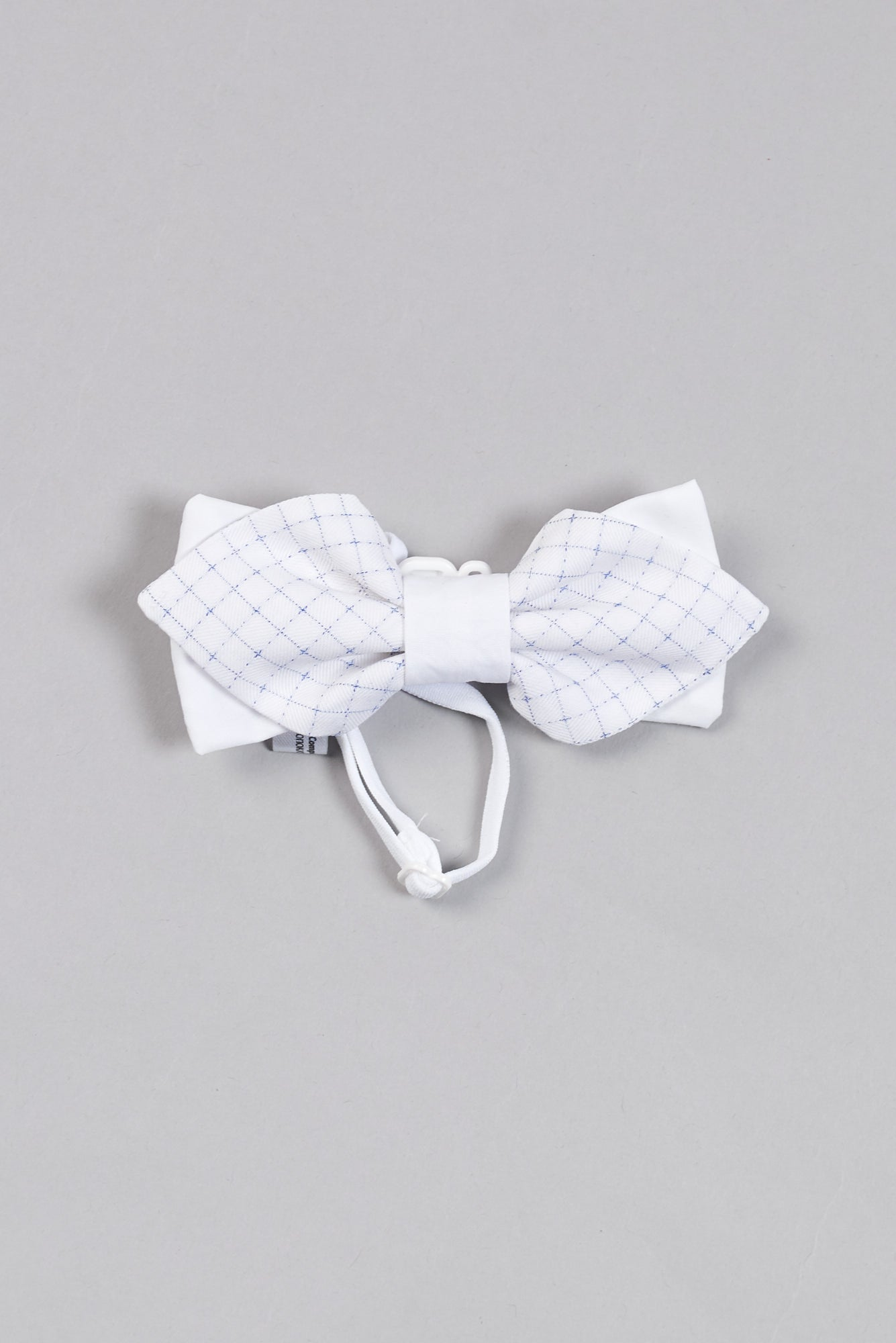 Checkered Bow-Tie