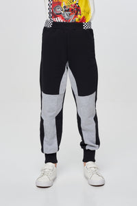 Two-Tone Sweatpants