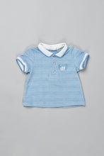 Load image into Gallery viewer, Stripe Polo-Shirt