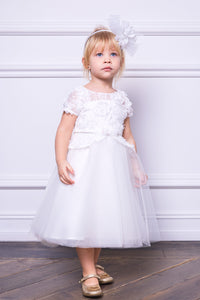 Rosalie Tulle Skirt Dress