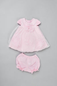 Tulle Dress and Bloomer Set