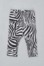 Load image into Gallery viewer, Zebra Print Leggings