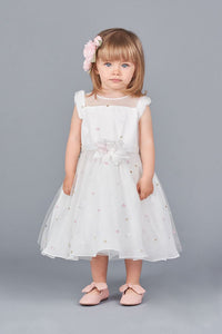 Tulle Doted Dress