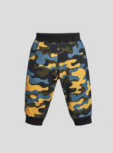 Load image into Gallery viewer, Camouflage Tracksuit Set