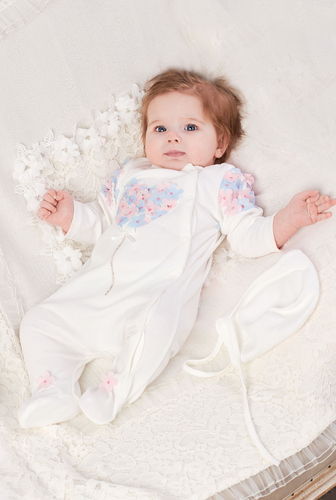 Heart in Bloom Coverall