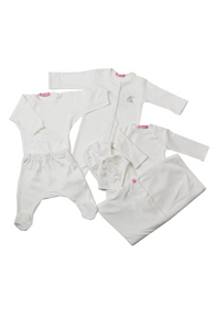 Organic 7-Piece Newborn Set
