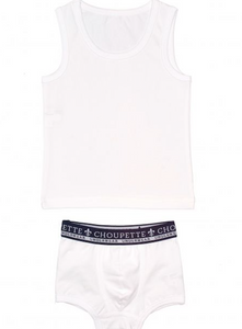 Set of Undershirt and Boxer