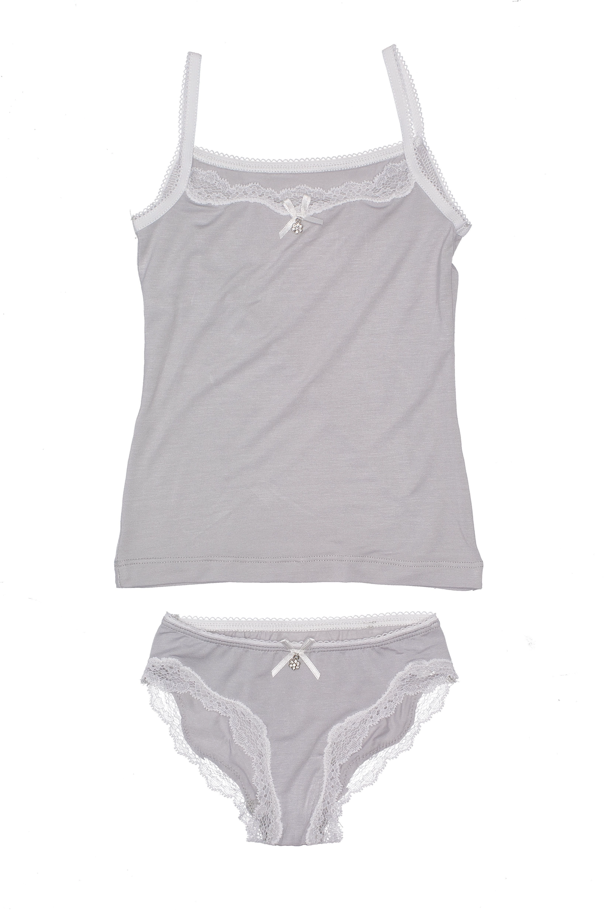 Camisole and Panty Set, Micromodal