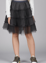 Load image into Gallery viewer, Shimmer Tulle Skirt