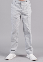 Load image into Gallery viewer, Side Pockets Linen Pants