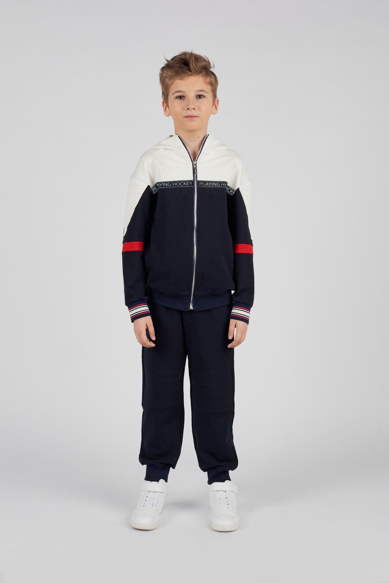 Combined Tracksuit Set