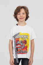 Load image into Gallery viewer, Motocross Printed Top