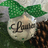 Basketball Girl Ornament, Personalized, Gifts for Basketball, Accessories, monogrammed