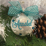 Pole Vaulter Ornament, Personalized