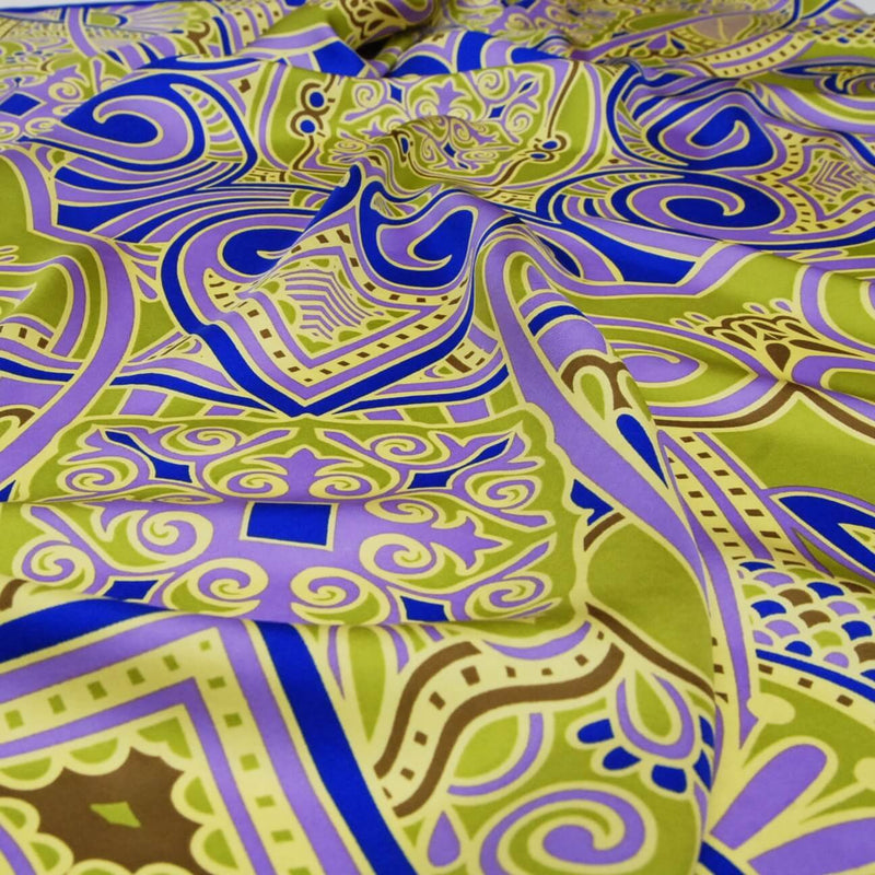 "Silk scarf ""Arabian nights"" - Empire of O'Z"
