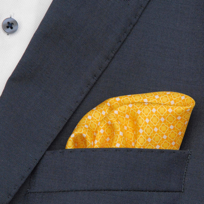 "Pocket square ""Geometric"" - Empire of O'Z"