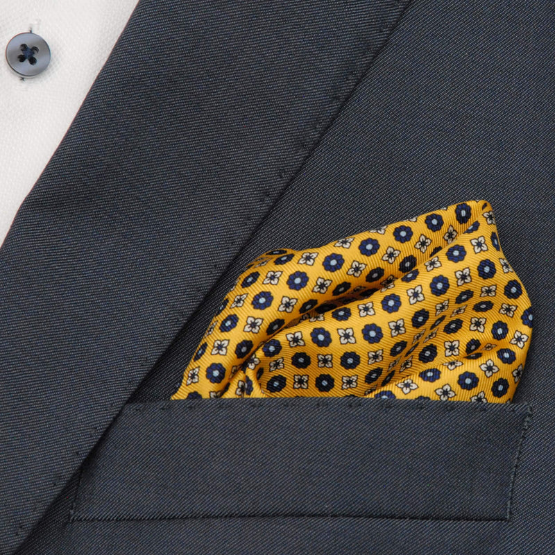 "Pocket square ""Flower"" - Empire of O'Z"