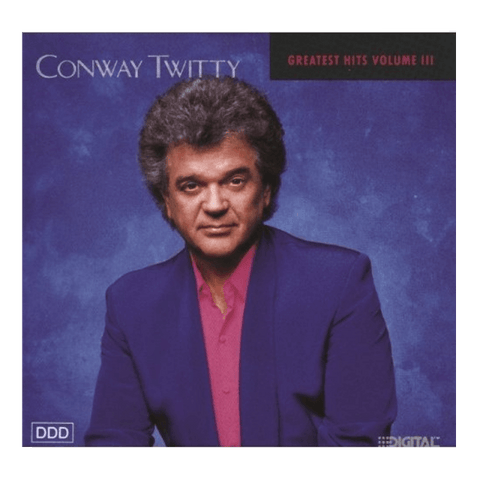 Greatest Hits 3 CD - Conway Twitty