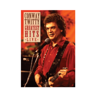 Greatest Hits Live DVD - Conway Twitty