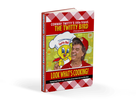 Image of Conway Twitty Digital Cookbook: Look What's Cooking