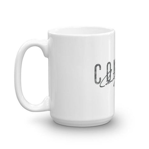 Conway Twitty Signature Mug