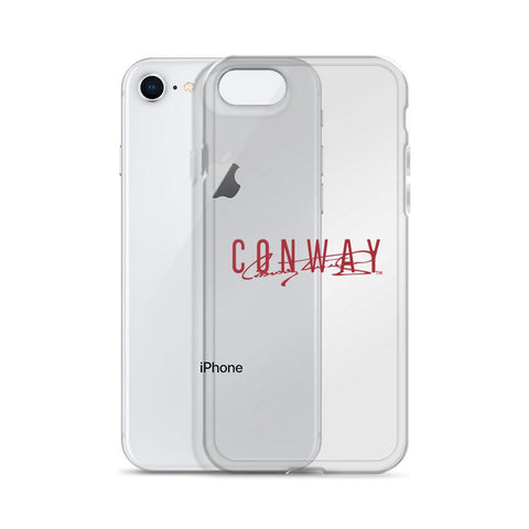 Conway Twitty Signature iPhone Case