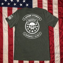 Load image into Gallery viewer, USA Savage T-Shirt's