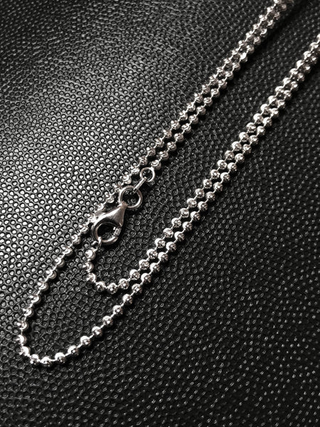 """Real 925 Solid Sterling Silver 0.7mm Snake Chain Necklace Italy 16-24/"""" Inch"""