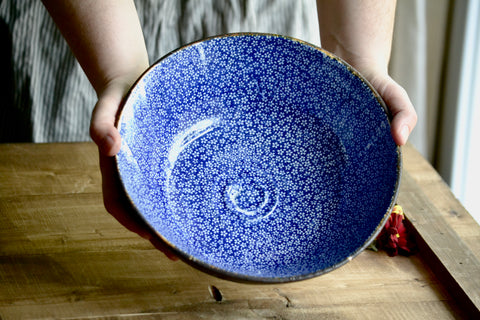 Bowls, plates and platters