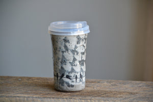 travel mug birds on a wire V2 16 oz ON SALE