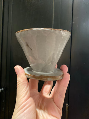 Slabbery small coffee pourover  ** on sale **