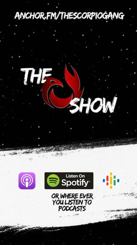 TheScorpioGang Show Podcast