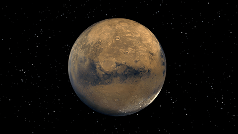 The Mars in the Sixth House
