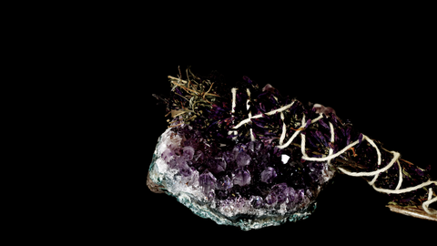 Amethyst cleaning