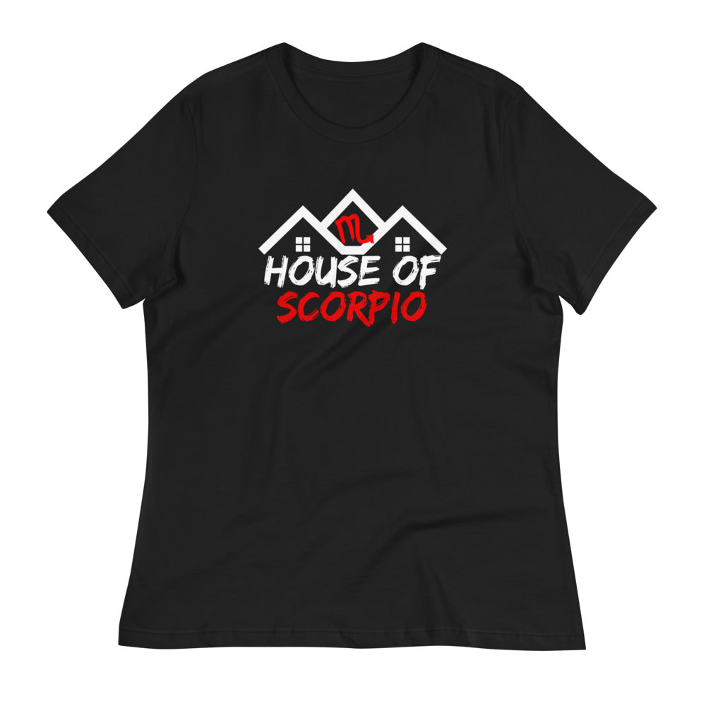 """House of Scorpio"" - Womens"