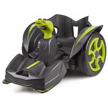 ECR4Kids Spin 'n Go Racer does full 360 degree spins Go Kart for Boys and Girls, adjustable footrest - Rainbow Playhouses